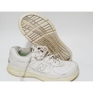 New Balance shoes white Size 11 women's used
